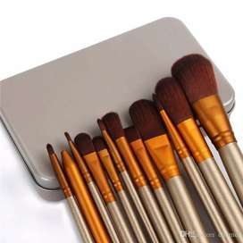 High Quality 12 PCs Urban Decay Naked3 Professional Make-up Brush set
