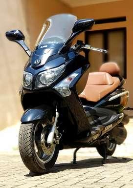 SYM GTS EVO 250cc, Pajak Mei 2022, Atas Nama Sendiri , No Xmax Forza