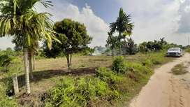 Jual tanah cocok untuk perumahan atau gudang