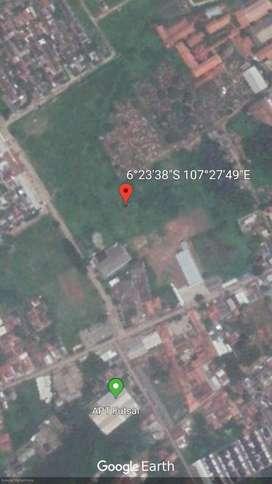 Jual Cepat tanah 600m2, 15menit dari stasiun Cikampek, via Tol Japek2