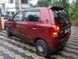 Single owner Alto K10 VXI,