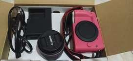 Camera Mirrorless Canon EOS M3