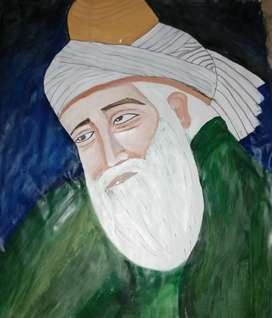 Sufiesm painting