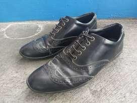 Pantofel Wingtip Armani Collezioni