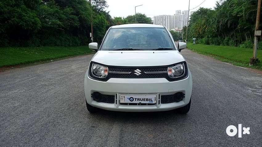 Maruti Suzuki Ignis, 2019, Petrol