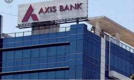 Axis bank job