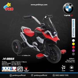 MAINAN MOTOR SEPEDA ANAK PMB M-888A (GOWES)
