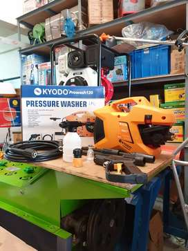 Mesin Cuci Ac Mobil Motor Kyodo Pressure Washer Kyodo Prowash 120