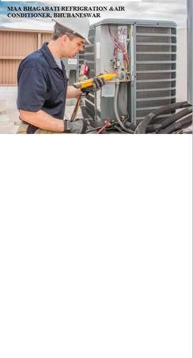HVAC TECHNICIAN( AC TECHNICIAN & HELPER)