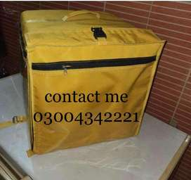 resturant food delivery bags and pizza oven deep fryer