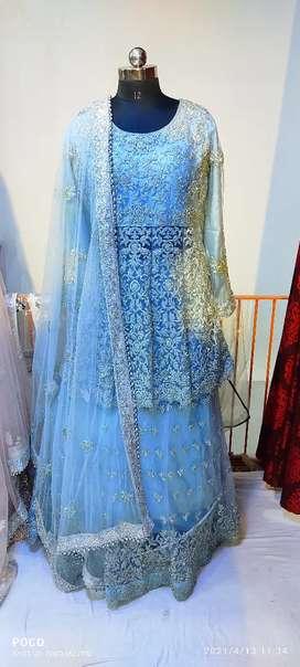 Pakistani Noorie Gowns