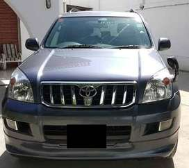 Toyota Prado - Get on easy instalment