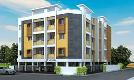 Self Maintained 2 BHK clutter free premium apartments for sale!