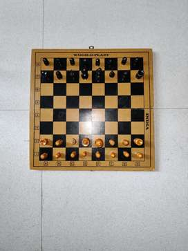 Chess (Wooden)