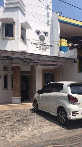 Dijual kantor strategis pusat Kota Semarang (Sebelah BRI Pandanaran)