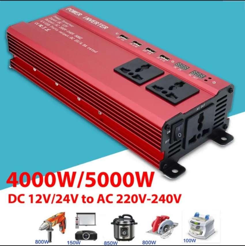 Inverter Listrik / Mobil 5000 Watt