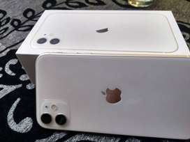 Apple I phone 11 is available with us only 6 months used and with 6 mo