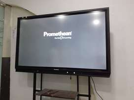 Interactive Flat Panel Touchscreen LED Promethean Active-panel
