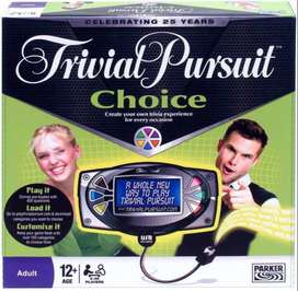 TRIVIAL PURSUIT - DIGITAL CHOICE (LIMITED EDITION)