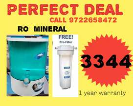 RO AND MINERAL WATER PURIFIER