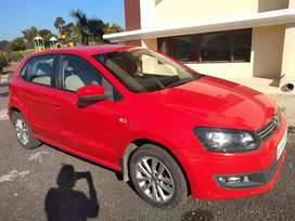 Red Polo in Very Good Condition and Price