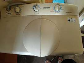 Samsung 7KG Semi Automatic Washing Machine