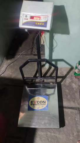 Weight machine in very new condition Excon brand