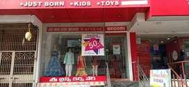 kids readymade clothing