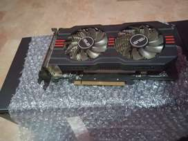 2 GB  Graphic Card with ok condition.