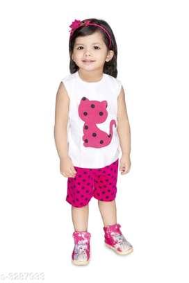 Trendy kid's clothing