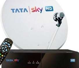 GET TATA SKY AT LOW PRICE BEST EVER DEAL IS HER DELHI