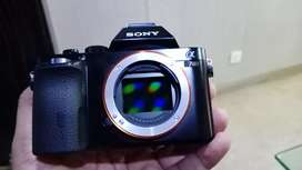 SONY 7R Body only