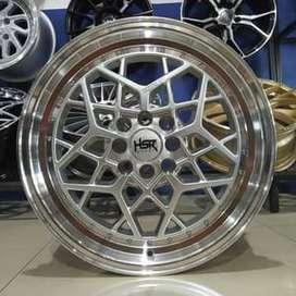 Jual Velg Mobil Hsr Myth-06 R17x75 H8x1001143 Et40 Sml