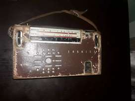 Toshiba radio 3 band