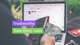 Part Time & Full time jobs- Simple Typing/ Data entry jobs