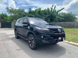 Toyota Fortuner SRZ TRD 2017
