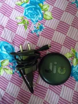 Jio router 3000 mAh battery with charger