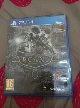 Kaset ps 4 PlayStation The Arcania complete Tale original games