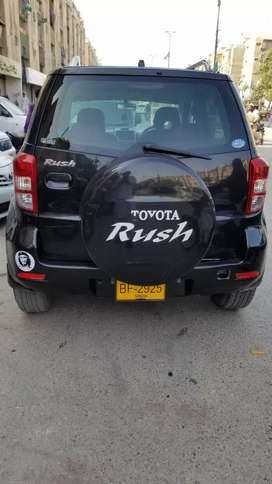 Rush 2006 home used car