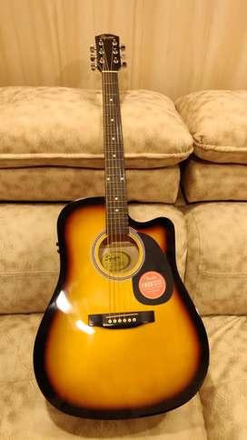 A Brand new guitar