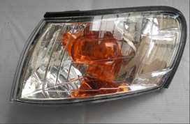 Lampu sein corner kristal great corolla
