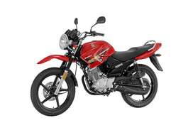 Yamaha YBR avail on easy installments