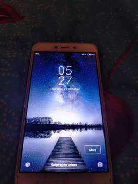 a mobile Redmi 5a