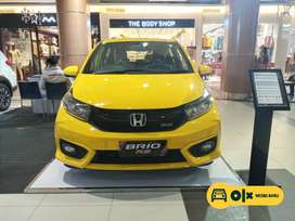 [Mobil Baru] NEW HONDA ALL NEW BRIO SATYA 2020