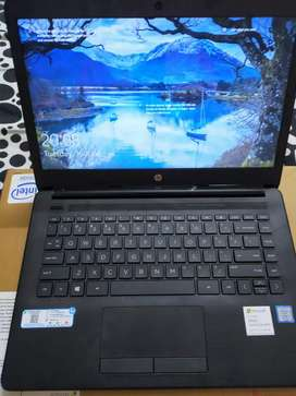 New HP 14 inch laptop - 7th Gen Intel Core i3 (Low ballers excuse