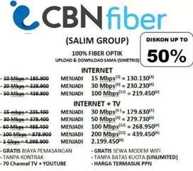 WIFI CBN FIBER OPTIK