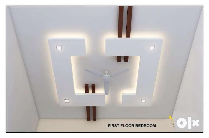 Pop false ceiling contractors siddipet 0