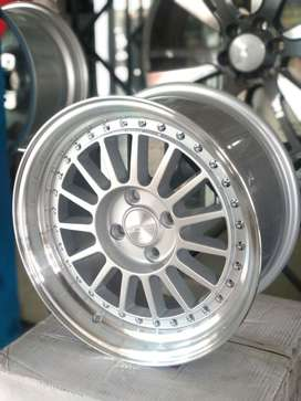 jual velg racing R16x8/9 hole 4/100