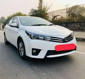 Toyota Corolla Altis 1.8 VL Automatic, 2014, Petrol