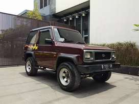 Daihatsu Ferosa manual 1994